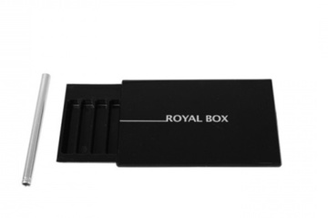 Tarjeta Royal Box
