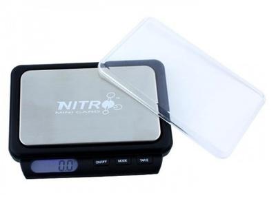 Báscula Fuzion Nitro 500 x 0,1 gr