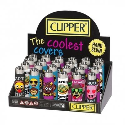 Funda Clipper Emoji