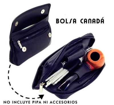 Bolsa Atomic Canada (pipa + tabaco)