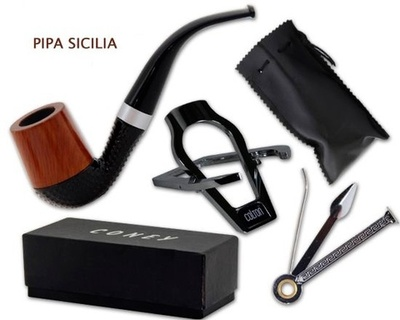 Set Pipa Coney modelo Sicilia
