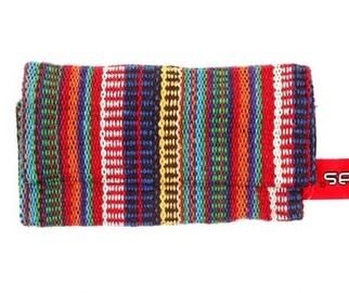 Bolsa Tabaco algodón multicolor