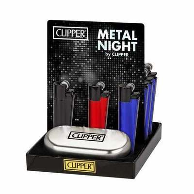 Clipper Metal Nigth
