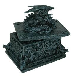 Caja Dragón Gótico