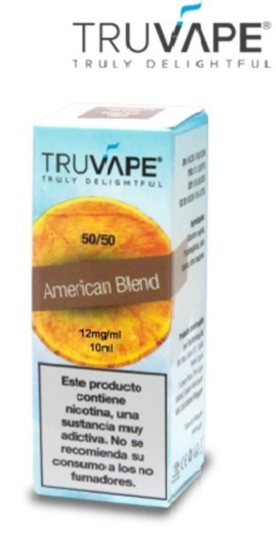 Truvape American Blend (sabor Marlboro)