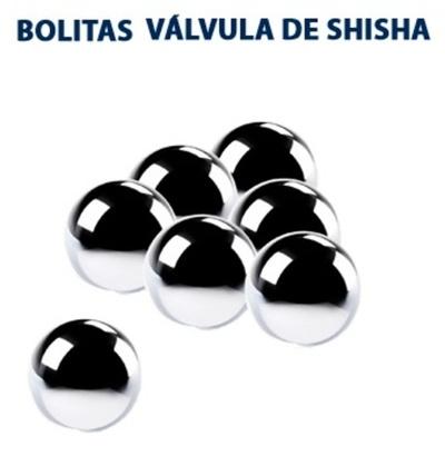 Bolita Atomic para válvula Shisha