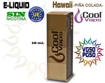 Cool Vaps Hawaii (Piña Colada)