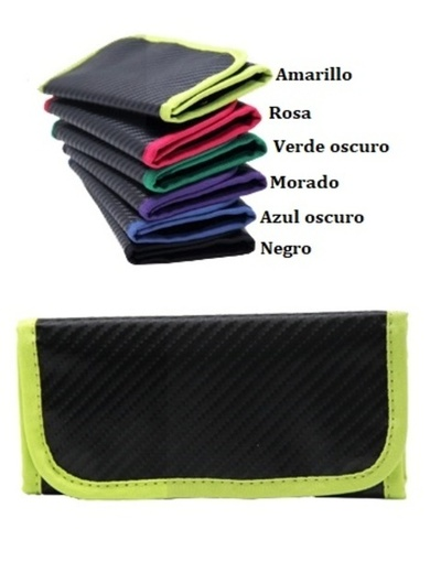 Bolsa para tabaco Atomic Black & Colours