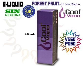 Cool Vaps Forest Fruit (Frutos Rojos)