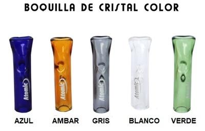 Boquilla Cristal Atomic