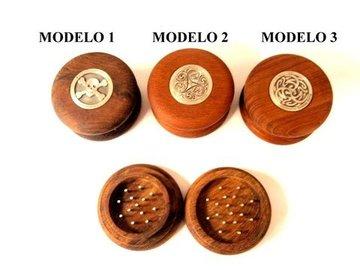 Grinder Molino madera 50mm