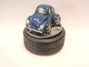 Caja Escarabajo azul