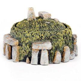 Caja Círculo de piedras