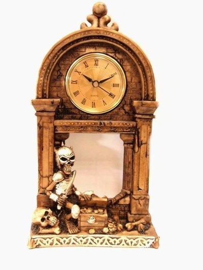 Reloj Arco con esqueleto
