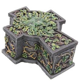 Caja Hombre Verde