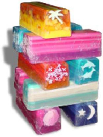 Jabón artesano de Diseño