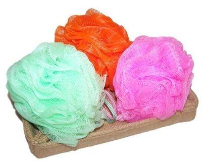 Esponja baño colores