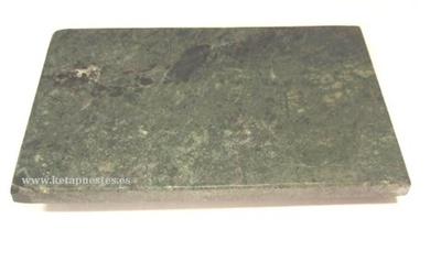 Jabonera piedra mármol verde