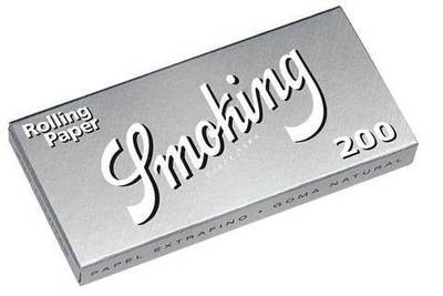 Smoking bloc 200