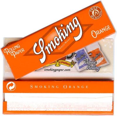 Smoking Orange