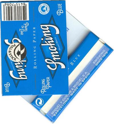 Smoking azul