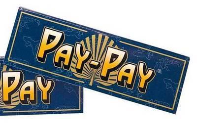 Pay Pay 1 1/4 Azul