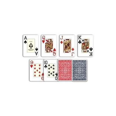 Baraja Poker Maestros Naiperos Españoles mod. Alfa