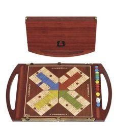 Parchis madera Mini Bag