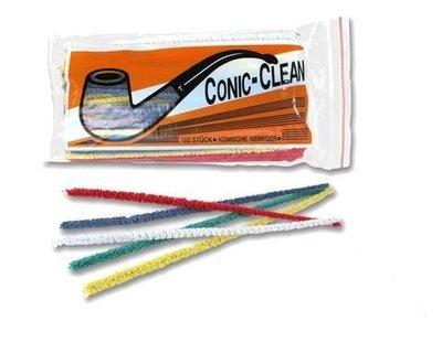 Limpia pipas Conic color 100 unidades