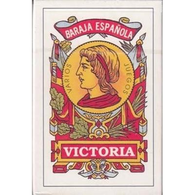 Baraja española Victoria 50 cartas