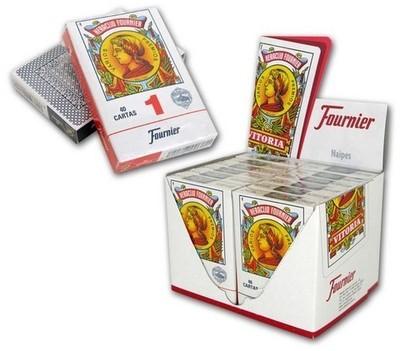 Baraja española Fournier Nº1 40 cartas