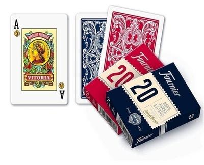 Baraja Fournier Nº20 Poker español 55 cartas