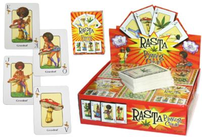 Baraja Rasta poker 54 cartas