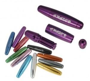 Pipa Amazed aluminio colores