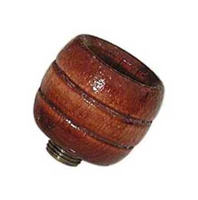 Cazoleta madera oscura grande modelo A