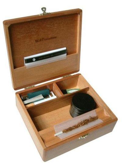 Caja Original Roll Tray T3 Luxe