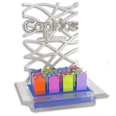 Encendedor Silver Match Caprice mini